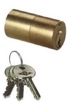 Cilindro para trinco elétrico FEB