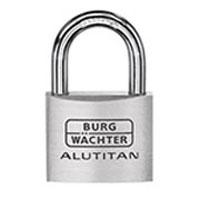 Cadeado de alumínio BURG
