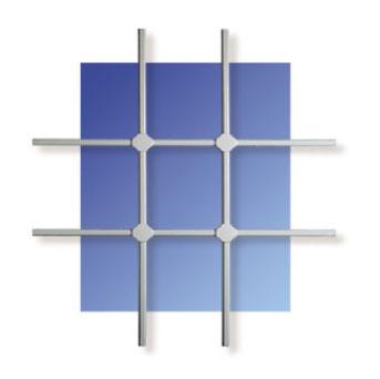 Grades de Segurança WinProtec Modelo M