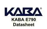 Kaba Modelo E-790