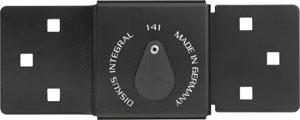 Segurança com cadeado DI141 Diskus® Integral