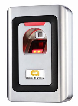 Sistema de Controlo de Acessos com Leitor Biométrico Chaves do Areeiro