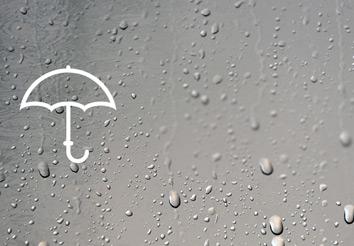 Desenhado para instalações em exteriores: proteção IP67