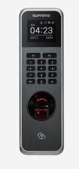 Terminal Biométrico e RFID Suprema BioLite N2